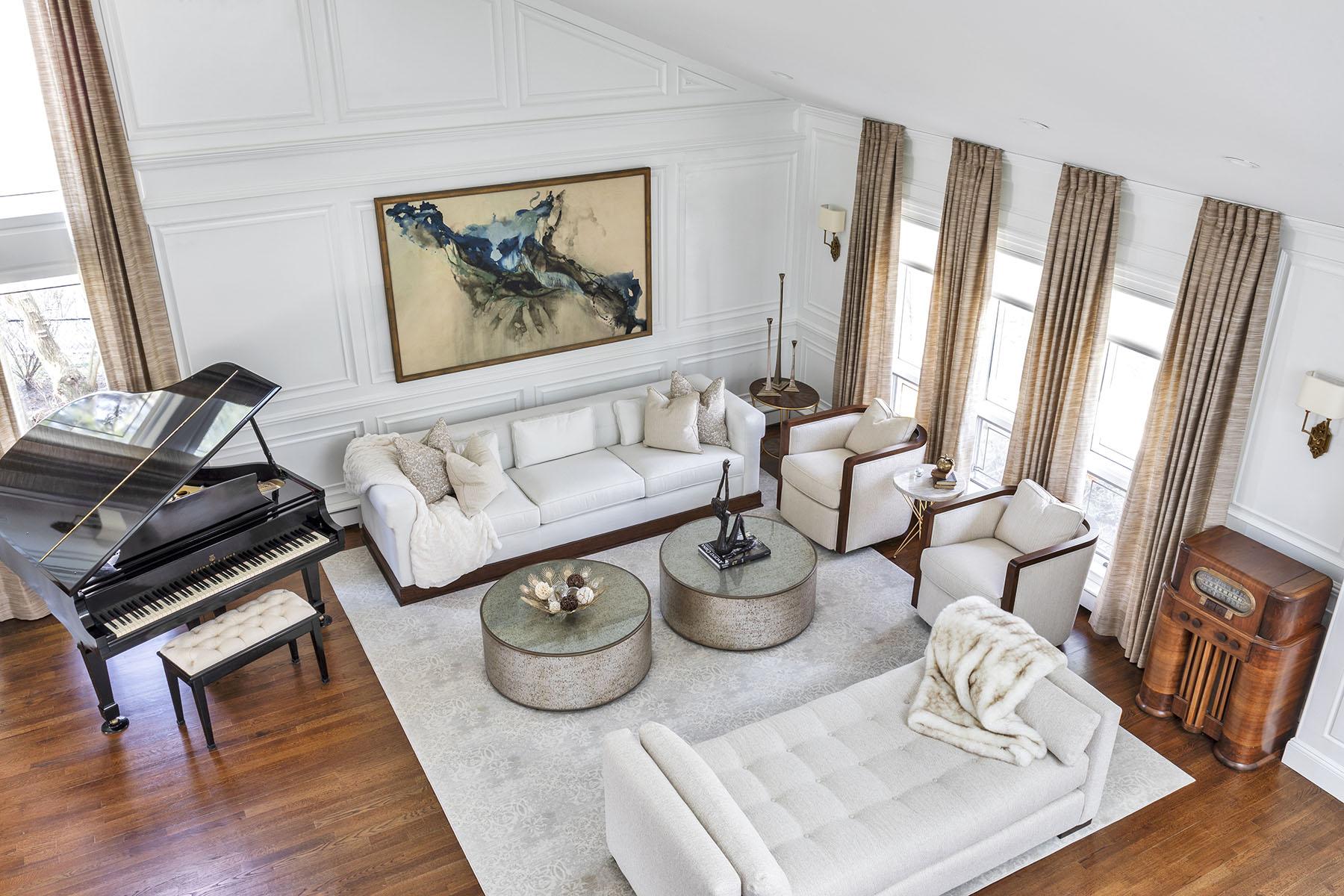 Jennifer Scully Designs Long Island Interior Designer
