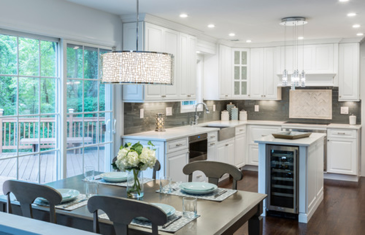 Choosing The Perfect Kitchen Paint Color