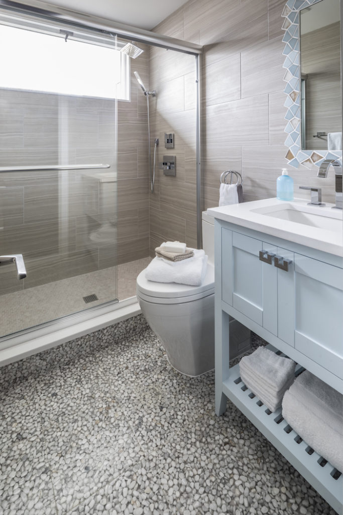 Bathroom Design by Jennifer Scully