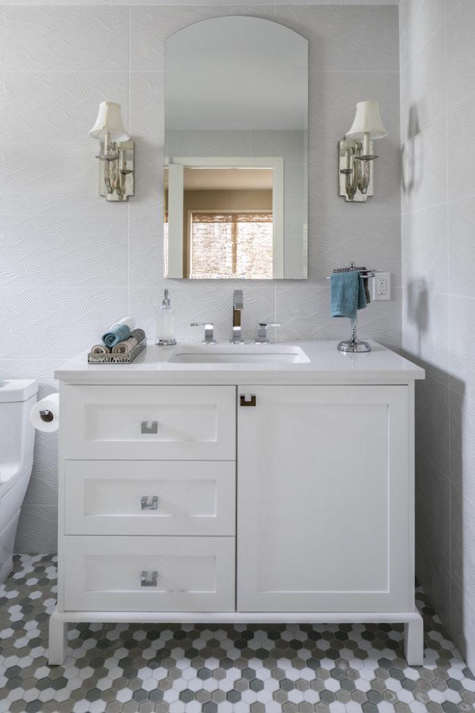 Long Island Bathroom Design by Jennifer Scully