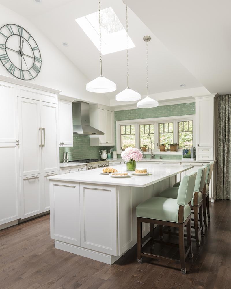 Long Island Kitchen Design by Jennifer Scully