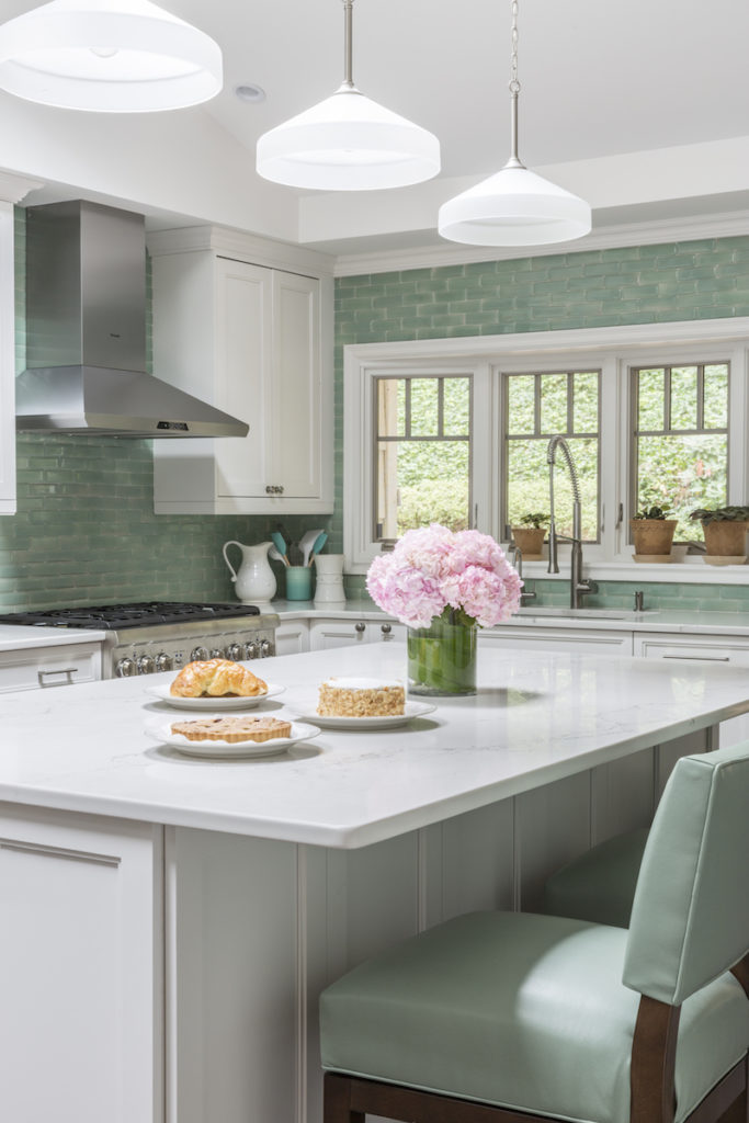 Long Island Kitchen Design by Jennifer Scully