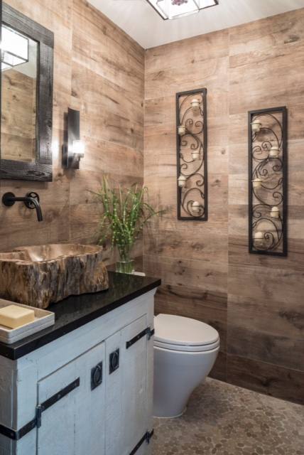 Contemporary Bathroom Design by Jennifer Scully
