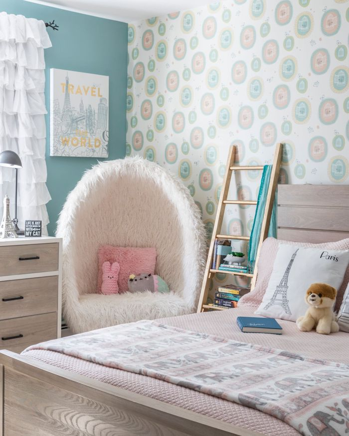 Kid's Bedroom Design by Jennifer Scully